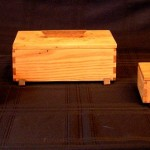 American Wormy Chestnut Boxes