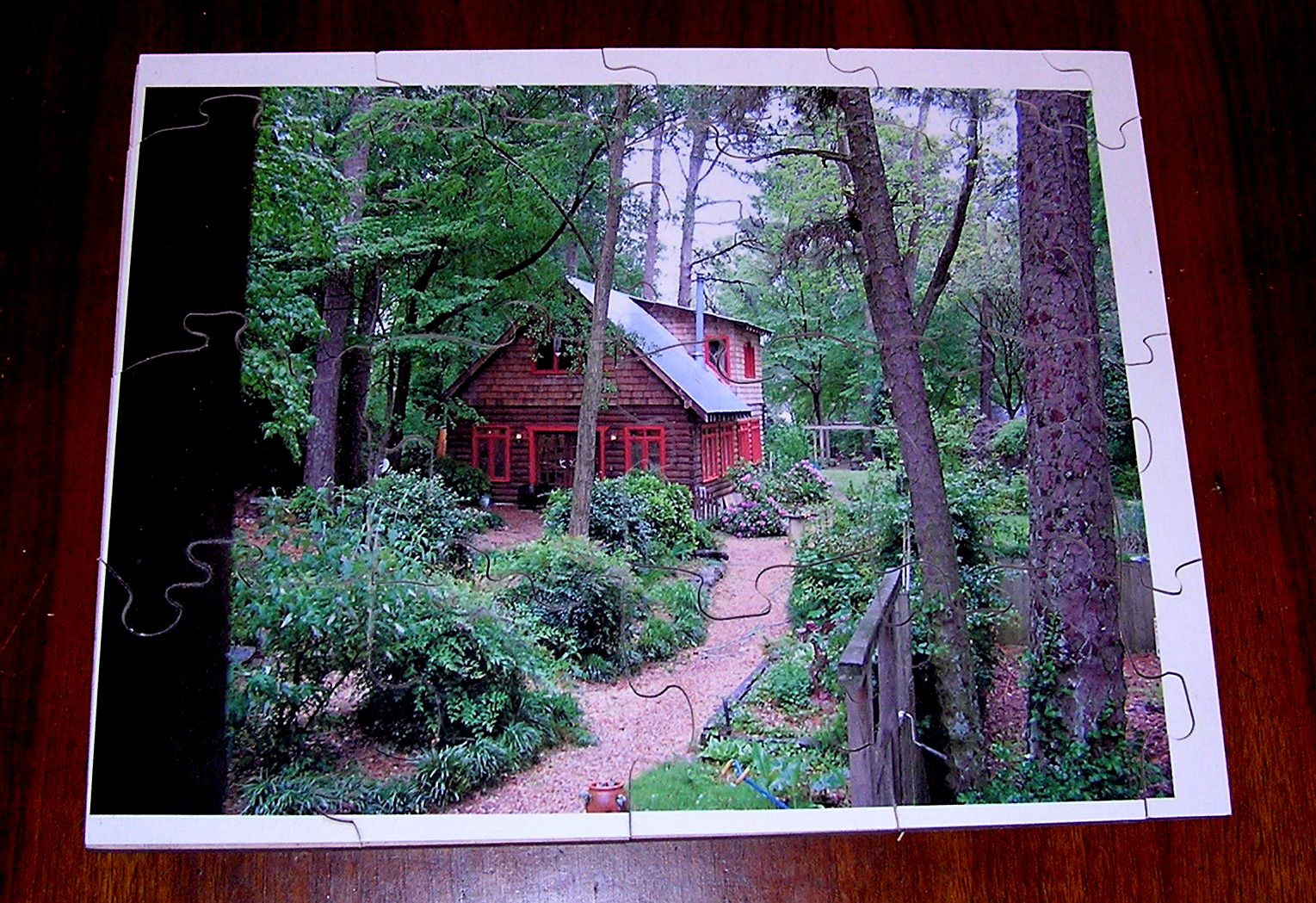Custom Jigsaw Puzzles made from your favorite photo